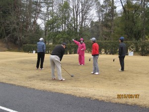 golf2015春